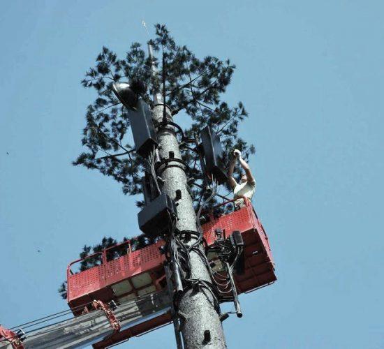 Декоративные базовые станции сотовой связи