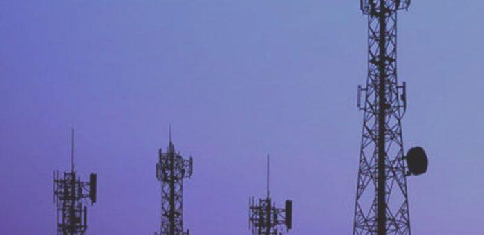 Монтаж АМС(башен связи, опор двойного назначения)